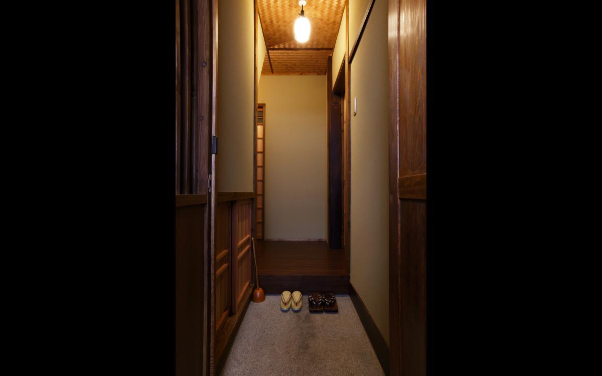 かえで玄関