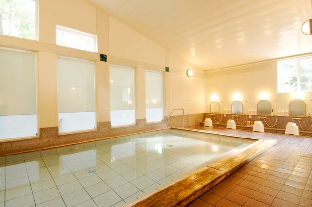 Photo from http://www.blridge.jp/spa/bathhouse/